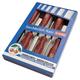 Two Cherries - Bevel Edge Chisel-Plastic Handle Set/6