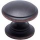 Berenson Vibrato Knob, Round 7895-1VB-P