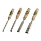 Two Cherries - Set Of Four Chisels