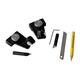 M-Power Flat-Lying Trammel Head Set