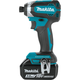 Makita XDT13Z 18V LXT Lithium-Ion Brushless Cordless Impact Driver, Bare Tool