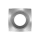 Easy Wood Tools 12411NR Ci6-R1-NR Negative Rake Square Carbide Replacement Cutter, 1'' Radius