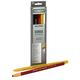Dixon Multi-Purpose China Marker Pencils, Set of 5