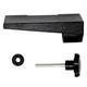 Rikon - Left Hand Tool Rest - Flat