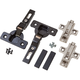 Inset Pocket/Flipper Door Hinge Kit