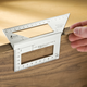 45/90 Degree Layout Miter Gauge