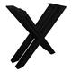 X-Shaped Welded Steel Table Leg Set
