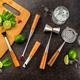 Complete Set of Rockler Bar Tool Turning Kits