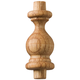 Oak Gallery Spindle