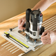 Rockler Router Fluting Jig
