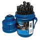 Century Drill & Tool 29-Piece Black Oxide Drill Bit Pod