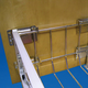 Door Mount Extender for Aluminum Waste Containers, Rev-a-Shelf 5345 Series