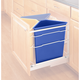 Rev-A-Shelf Recycle Center Replacement Container-Blue