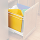 Rev-A-Shelf Recycle Center Replacement Container-Yellow