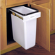 Single Top Mount Pullout Waste Container, Rev-a-Shelf E-Z 300 Series