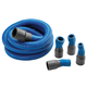 Dust Right FlexiPort Power Tool Hose Kit, 12' Hose