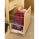 Pullout Hamper w/Wire Basket, Rev-a-Shelf CH Series