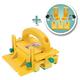 GRR-Ripper® GR-100 3D Push Block System with Gravity Heel Kit