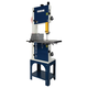 Rikon 10-324TG Open Stand 14'' Bandsaw with Tool-Less Blade Guides