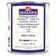 Mohawk Rockhard Table Top Urethane Varnish, Quart, Satin