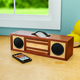 Rockler Stereo Wireless Speaker Kit with 2 Speakers and Playback/Volume Controls