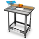 Rockler ProMax Cast Iron Router Table Top, Router Lift FX, 32'' ProFence and Stand