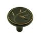 Venetian Bronze Art Nouveau Knob