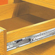 75-lb. Mini Full Extension Drawer Slide - Accuride 2632 (8