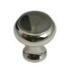 Berenson Polished Nickel Knob, 4150-1014-P