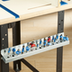 18'' Rockler Router Bit Storage Rack