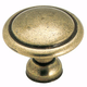 Light Brass Hardware Knob