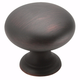 Amerock Allison Value Hardware Knob, BP1950-ORB