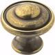 Amerock Allison Value Hardware Knob, BP53002-BB