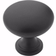 Amerock Allison Value Hardware Knob, BP53005-FB