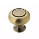 Elegant Brass Hardware Knob