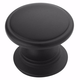 Amerock Allison Value Hardware Knob, BP53012-FB