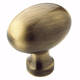 Amerock Allison Value Hardware Knob, BP53014-EB