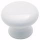 White Hardware Knob