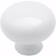 Gloss White Hardware Knob