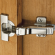 Blum® 120° Snap Close Clip Top  Inset Hinges, Pair