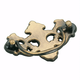 Amerock Allison Value Hardware Pull, 573ABS