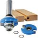 Rockler Tongue and Groove Router Bit - 3/8