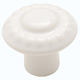 White Color Washed Ceramics Knob