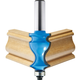 Rockler High Molding Router Bit - 3/4