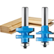 Rockler Bead Stile and Rail Router Bit - 1-3/8