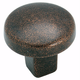 Rustic Bronze Forgings Knob