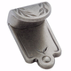 Amerock Inspirations Finger Pull, BP1583-WN
