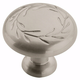 Satin Nickel Inspirations Knob