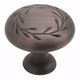 Amerock Inspirations Oil Rubbed Bronze Knob, BP1581-ORB