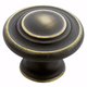 Amerock Inspirations Knob, BP1586-RB